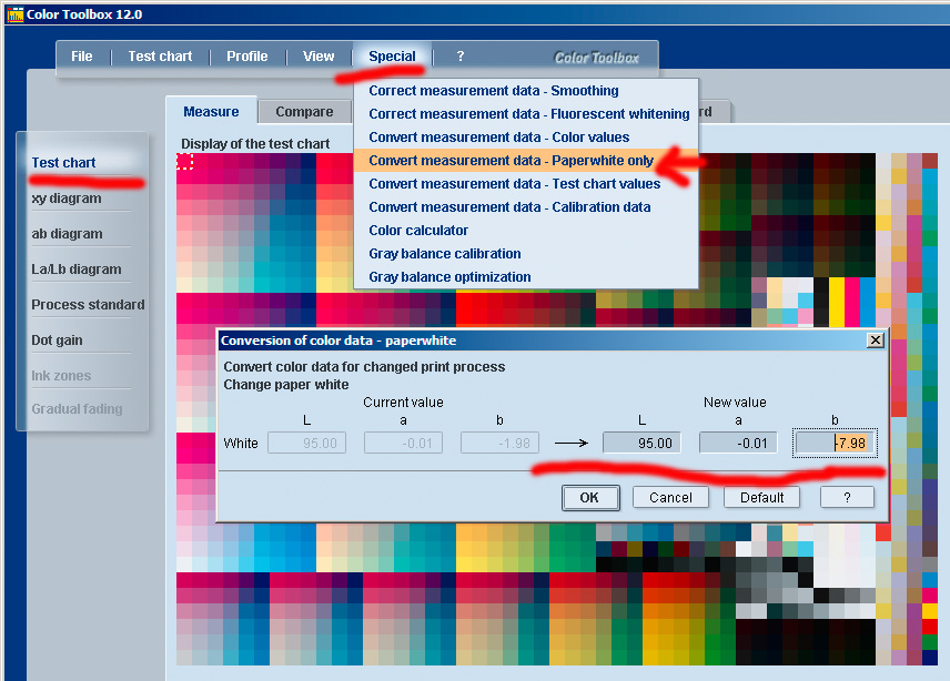 McDowell 2005 Method Is Implemented In Heidelberg Color Tool And Spectral Calculator Rudtpppru Spectralcalc Enphp