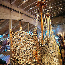Юргорден: Vasa, ABBA, Junibacken